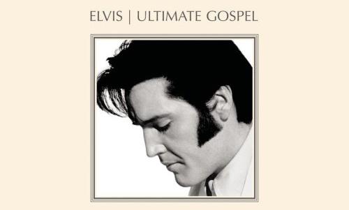 Elvis Presley Ultimate Gospel CD Cover