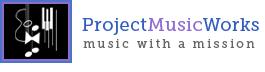 ProjectMusicWorks Logo