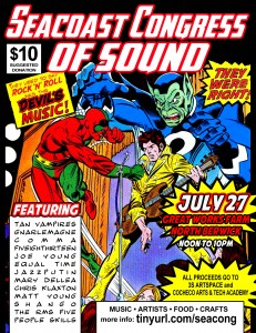Congress of Sound poster