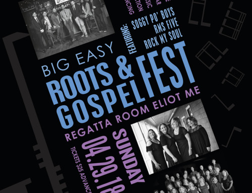 Big Easy Roots & Gospel Fest 2018!